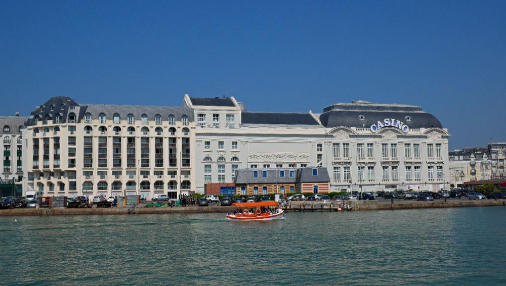 Casino von Trouville an der Côte Fleurie