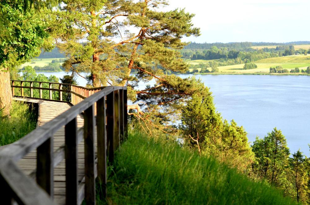 Seen in Litauen | Bild: Visit Lithuania / Rasa Maksele