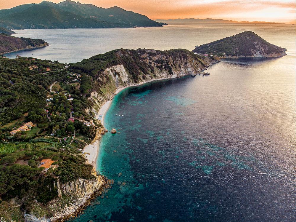 Traumstrand Sansone auf der Insel Elba | Bild: Daniele Fiaschi