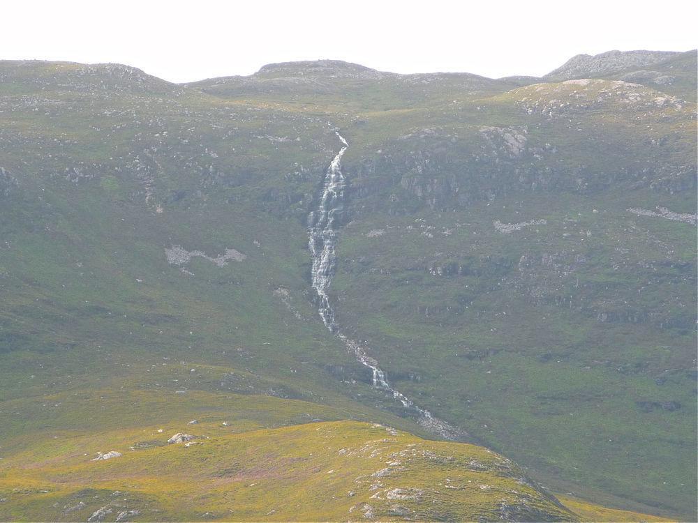 Schottische Highlands am Loch Assynt