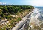Camping-Routen in Litauen: Kurische Nehrung