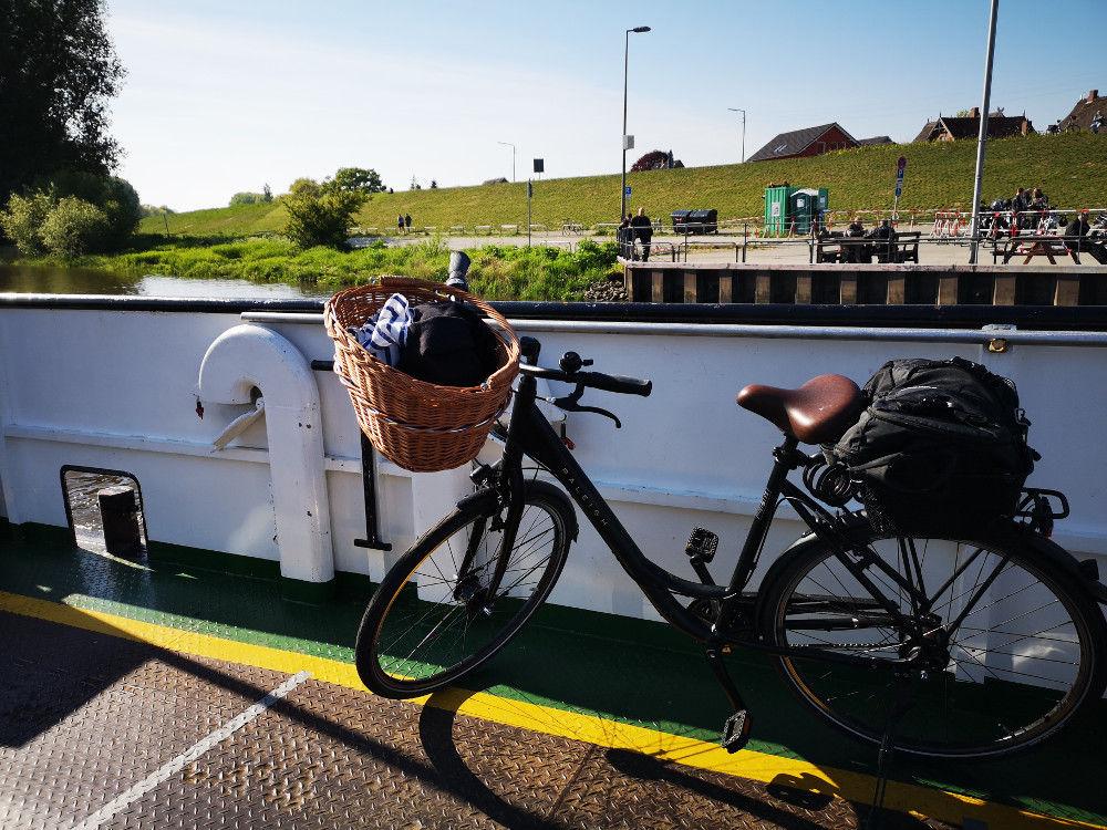 Fahrradtour Hamburger Elbe | Bild: MS Welltravel