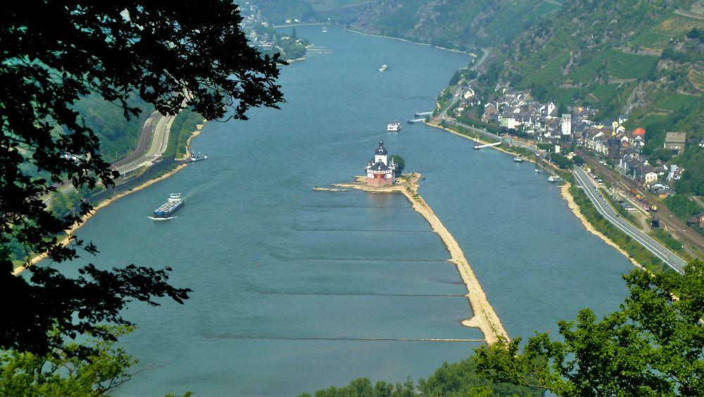 Wanderung auf dem Rheinsteig | Bild: 2 on the go