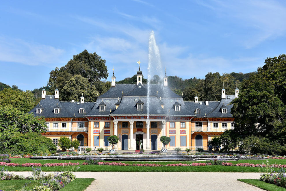 Schloss Pillnitz | Bild: DieReiseEule