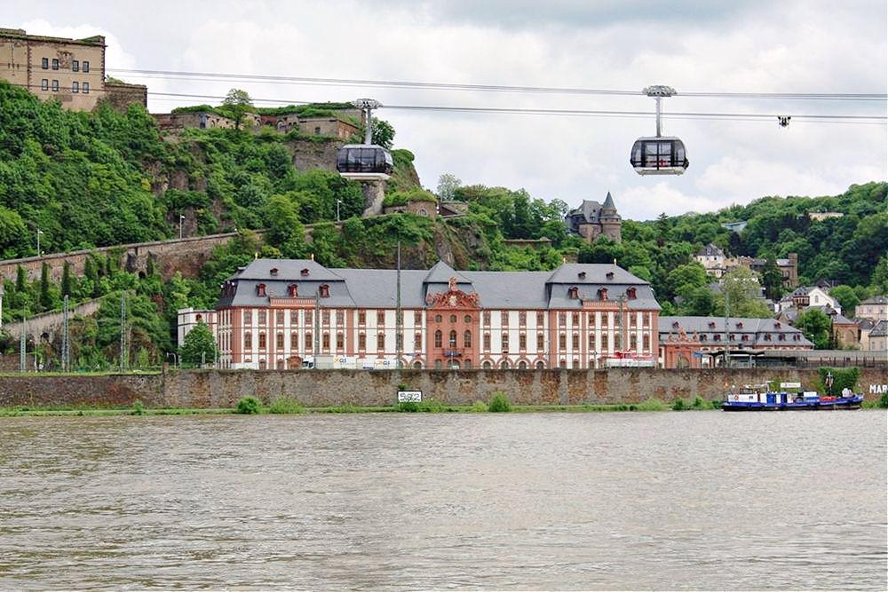 Seilbahn zur Festung Ehrenbreitstein | Bild: Travel World Online