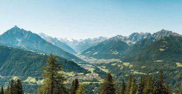 Sommerpanorama Stubaital | Bildnachweis: TVB Stubai Tirol/Andre Schönherr