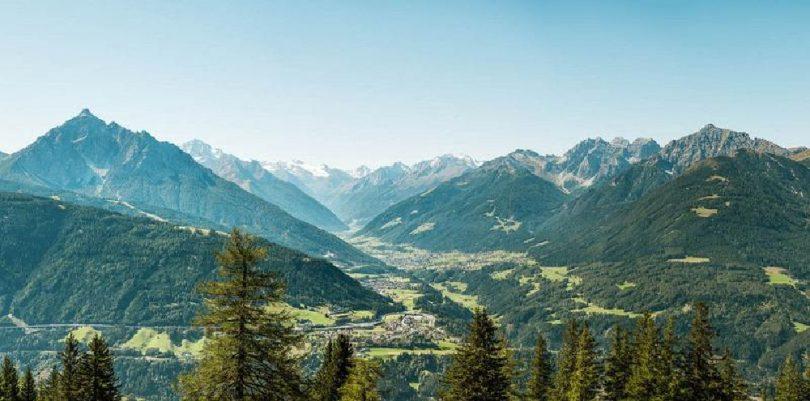 Sommerpanorama Stubaital   Bildnachweis: TVB Stubai Tirol/Andre Schönherr