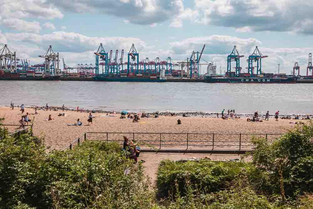 Hamburg - Perle an der Elbe | Bild: Konpasu
