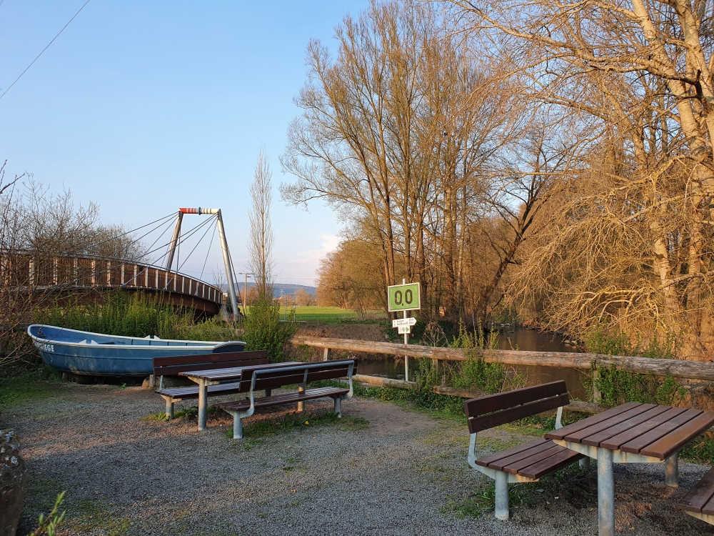 Mainzusammenfluss | Bild: Barbaras Spielwiese